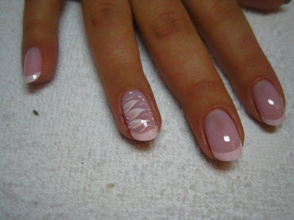 Картинки амбре ногти - c2